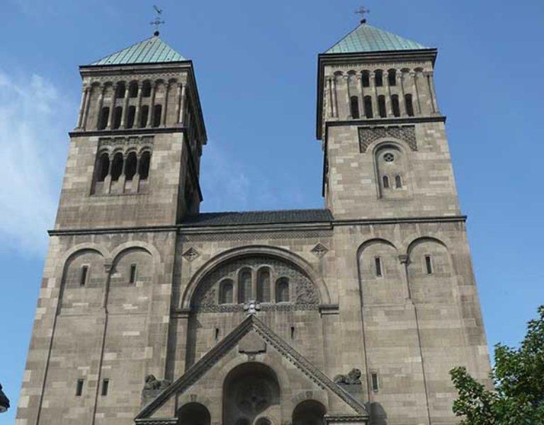 Kath kirche düsseldorf bilk